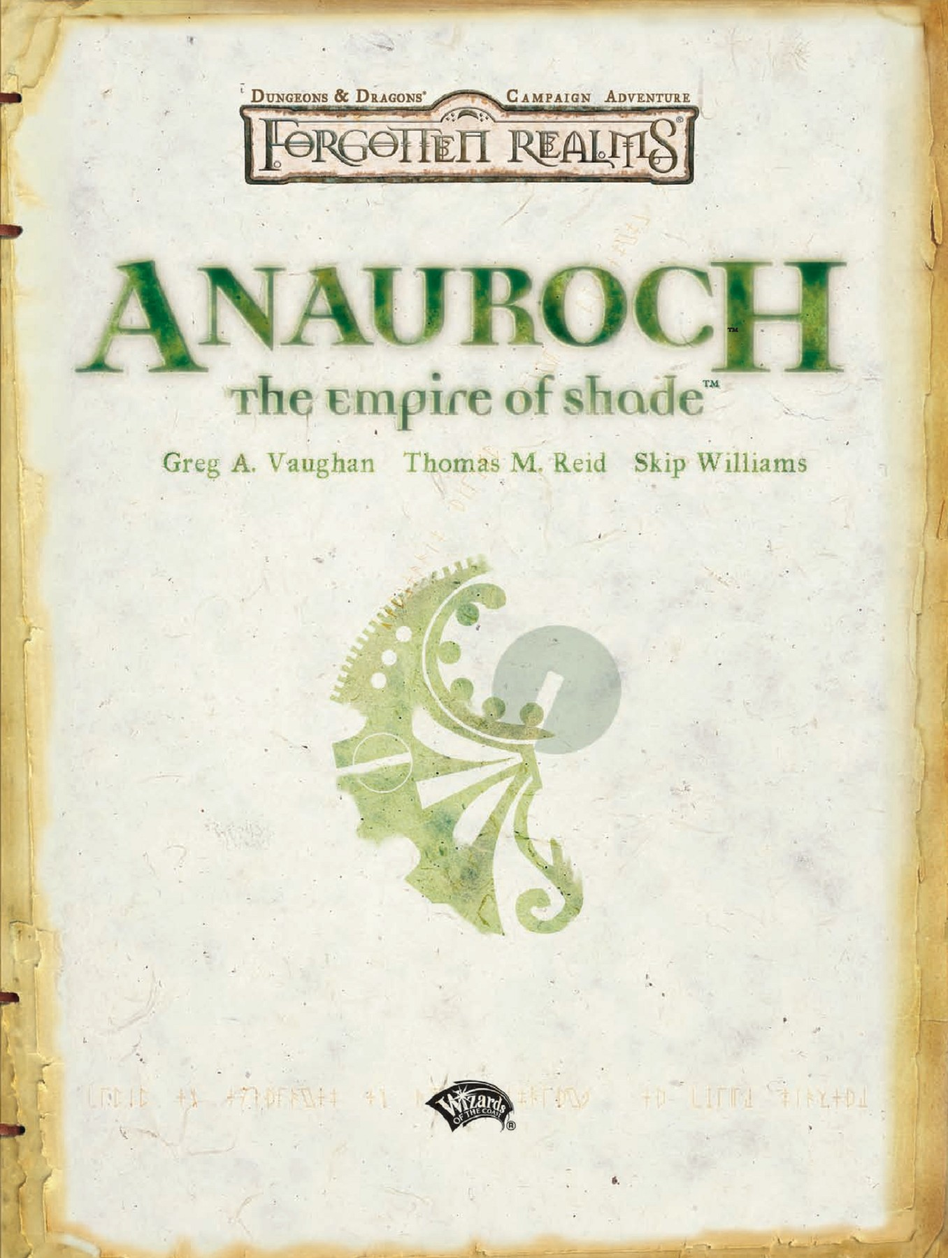 D&D 3 5 Adventure Anauroch The Empire Of Shade 9-13 Pages 51