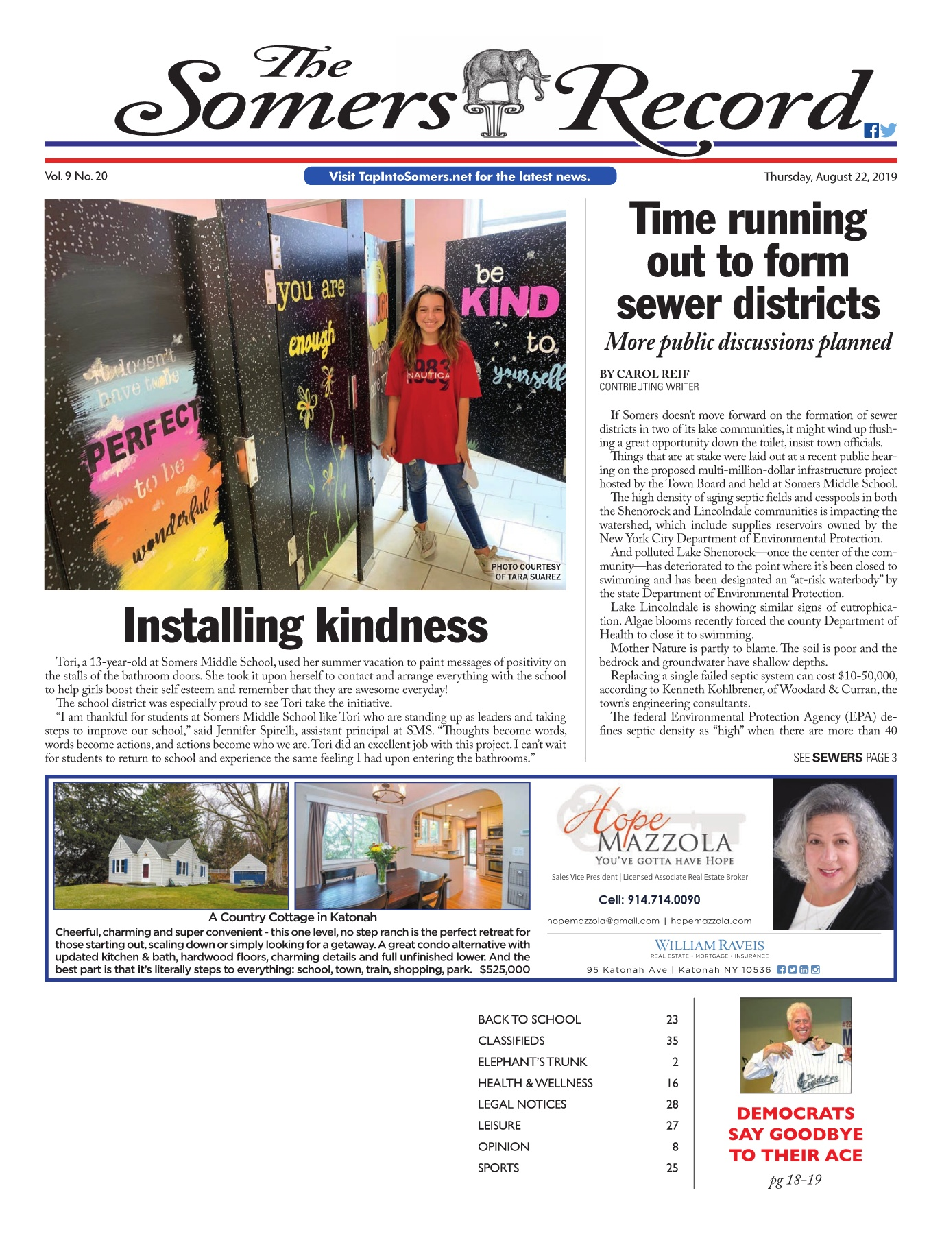 Angelique Thomas Nue the somers record 08.22.19 pages 1 - 36 - text version | anyflip