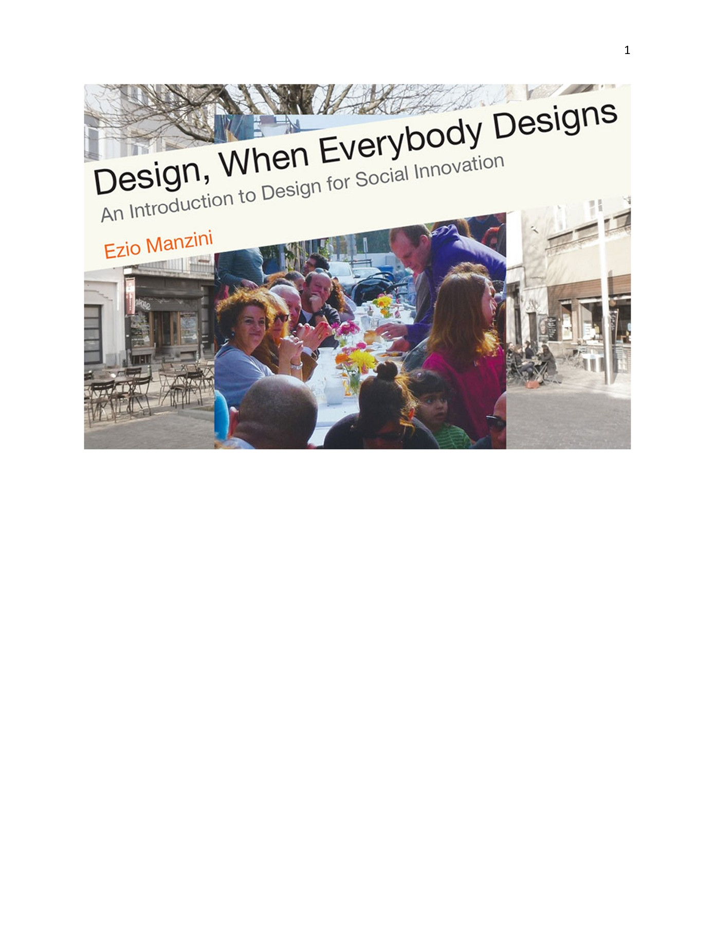 Design When Everybody Designs Pages 1 30 Text Version Anyflip