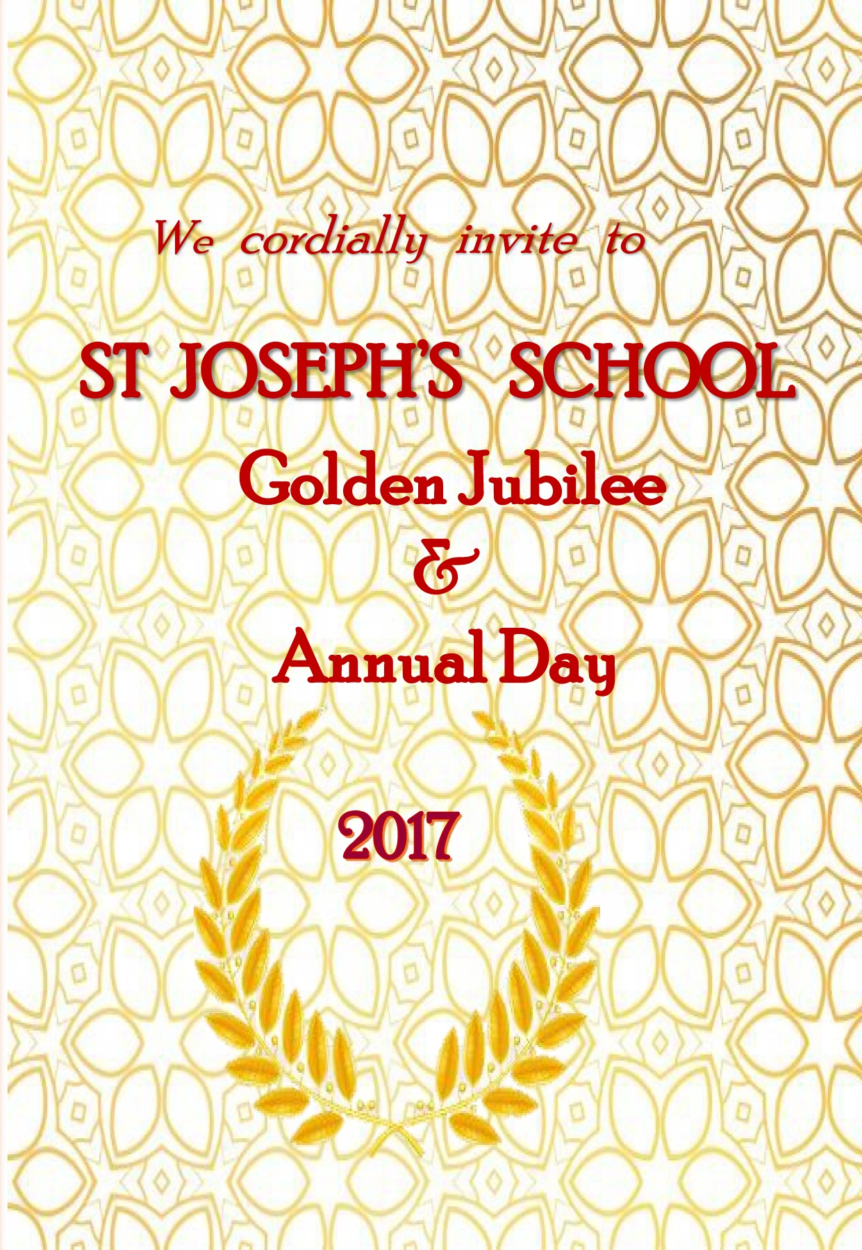 Invitationcard 2017 Pages 1 4 Text Version Anyflip