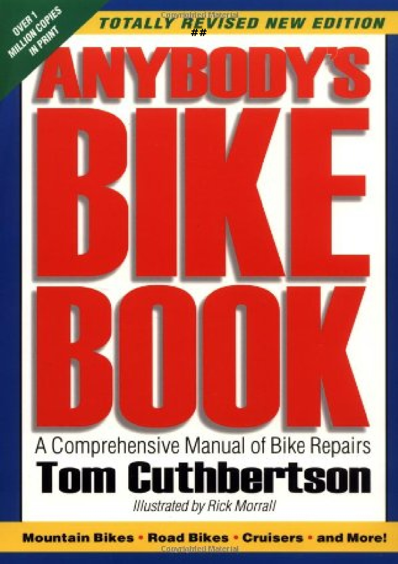 E Book Pdf Anybody S Bike Book A Comprehensive Manual Of Bike Repairs Free Acces Flip Ebook Pages 1 5 Anyflip Anyflip
