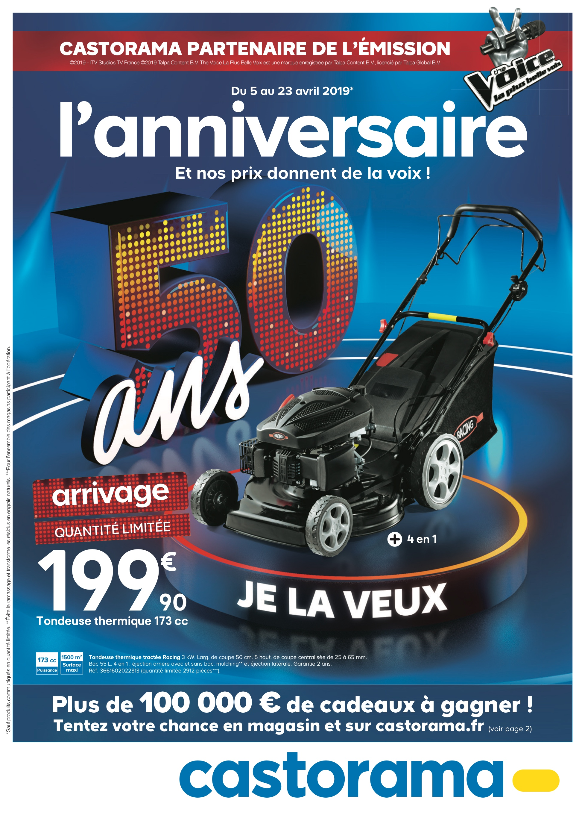 Castorama Chaise De Plage anniversaire-1_2019 pages 1 - 32 - text version | anyflip