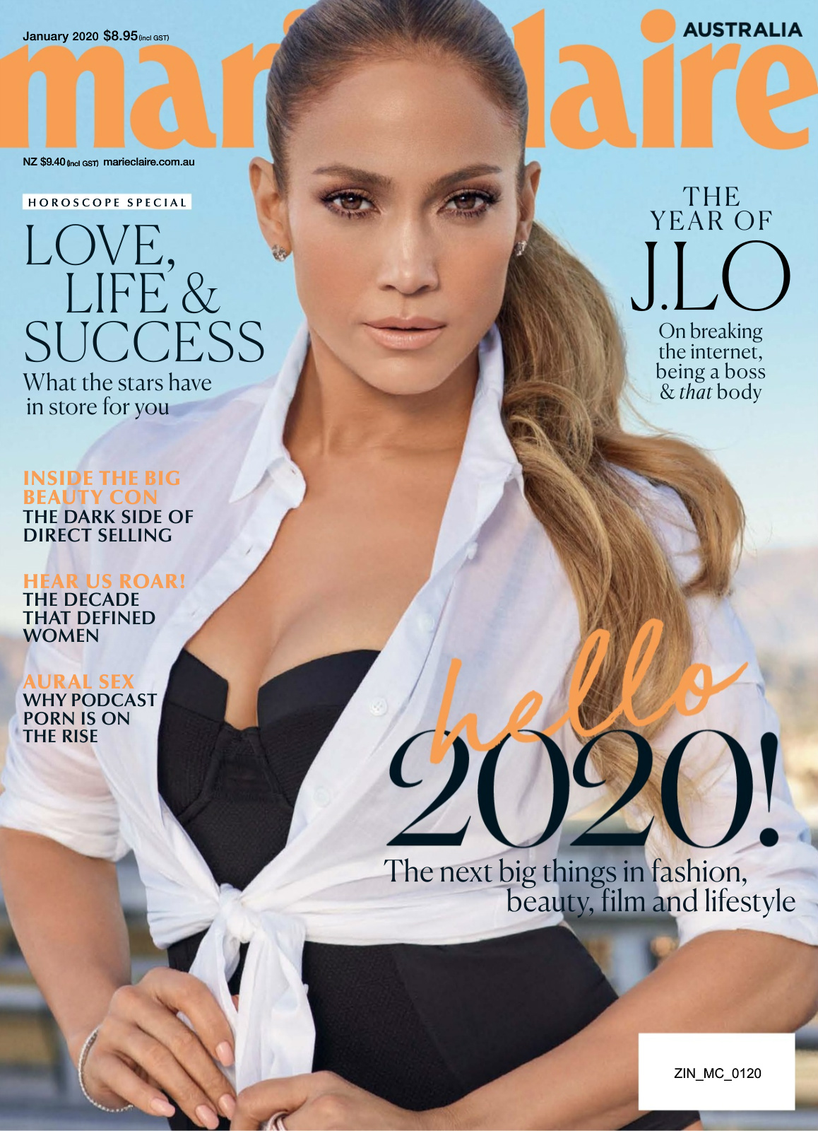 Adelaide Nanny Porn Brazilian marie claire australia (january 2020) pages 51 - 100 - text