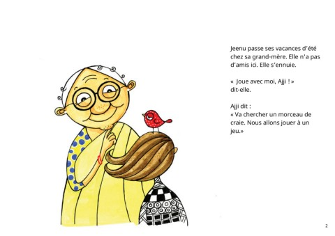 Le Jeu Du Dessin Anitha Murthy Pages 1 16 Text Version Anyflip