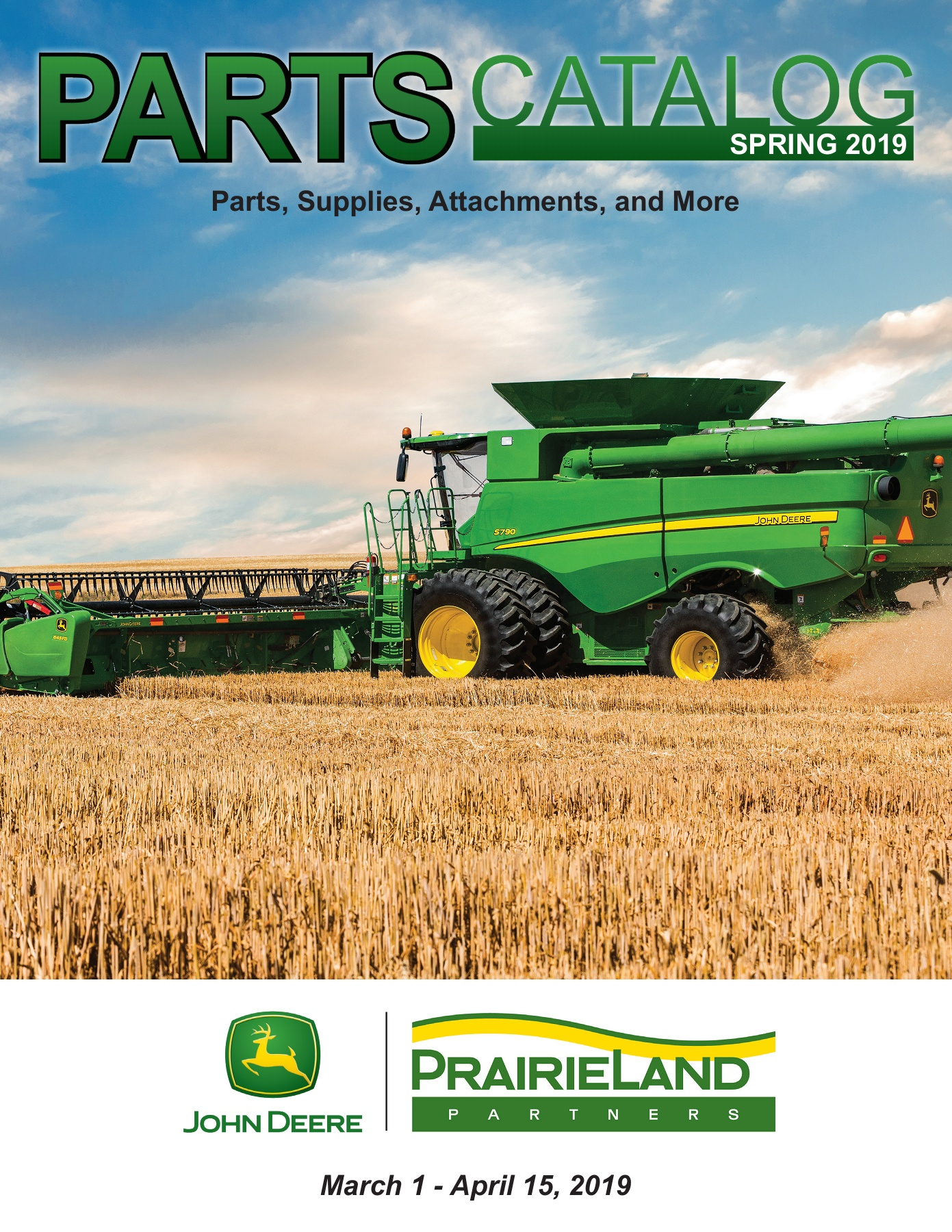 Spring Parts Catalog 2019 Pages 1 - 48 - Text Version | AnyFlip