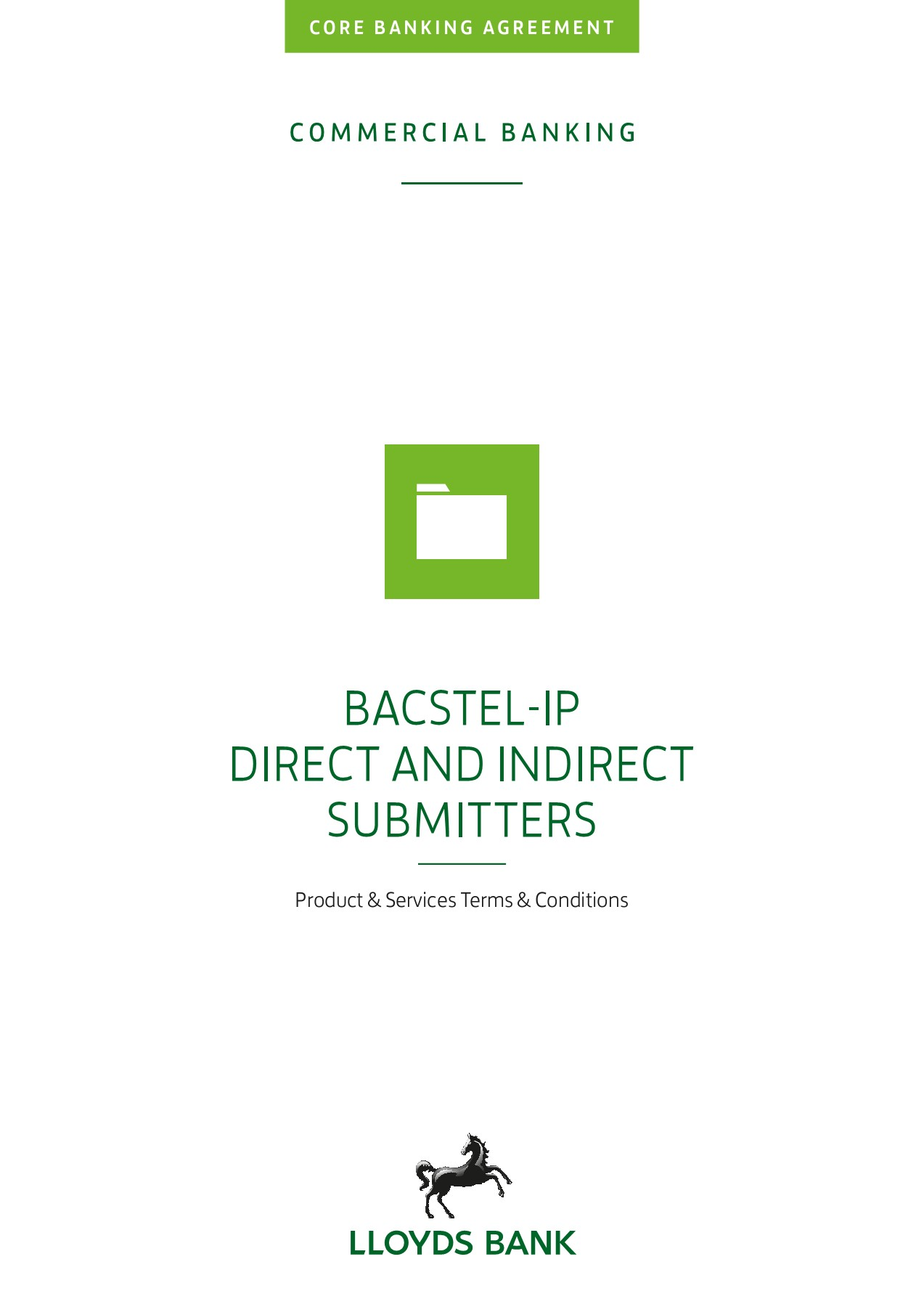 BACSTEL-IP DIRECT AND INDIRECT SUBMITTERS - Lloyds Bank Pages 1 - 24 - Text  Version | AnyFlip