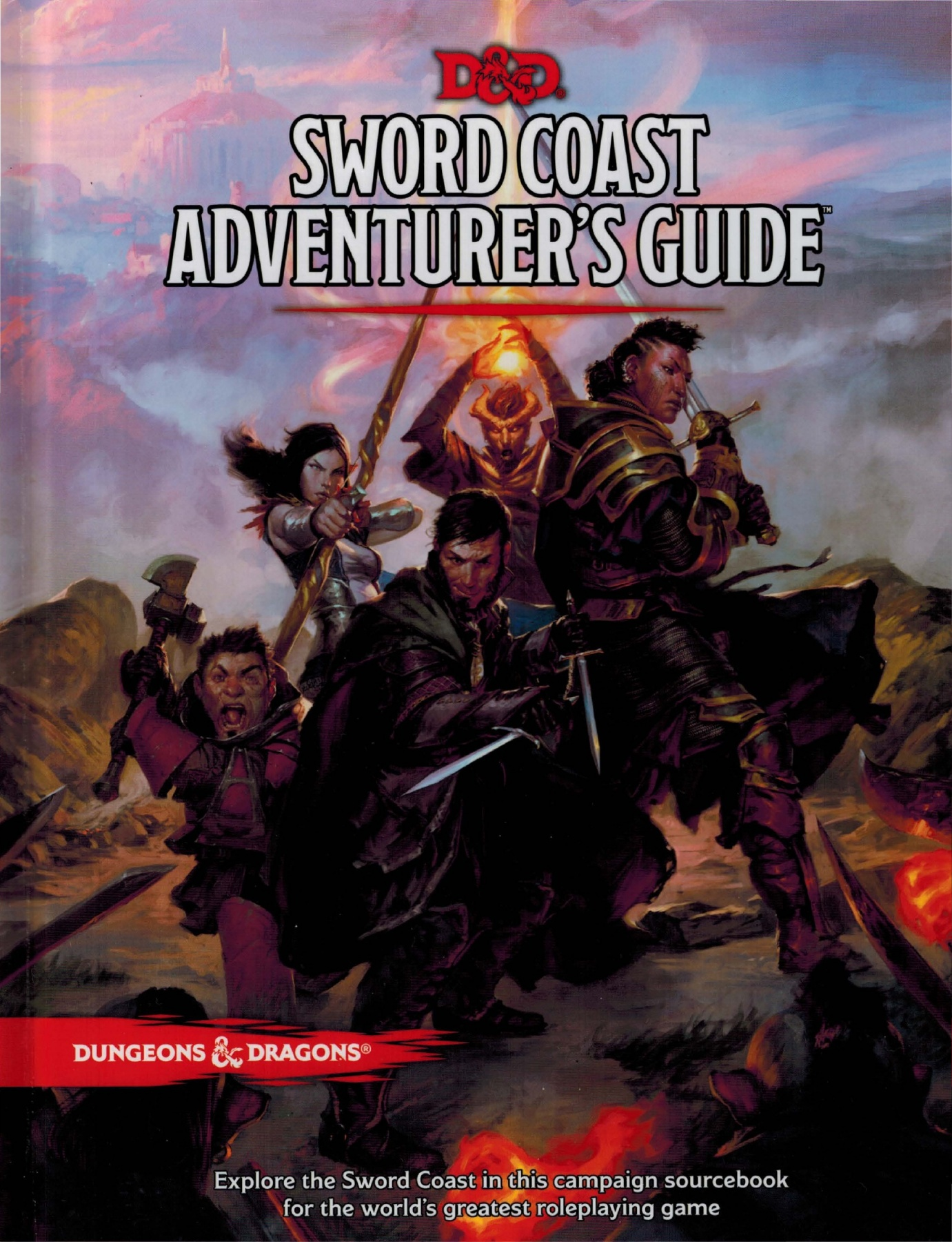 Sword Coast Adventurer Guide Pages 1 - 50 - Text Version