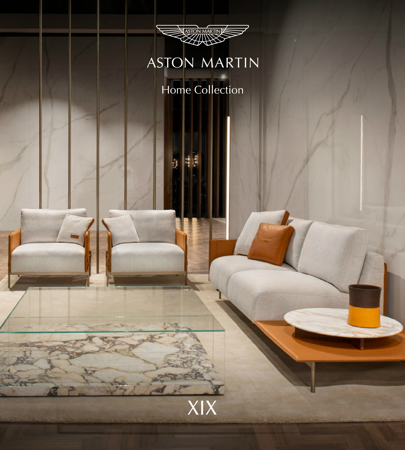 Aston Martin Milano 2019 Home Collection