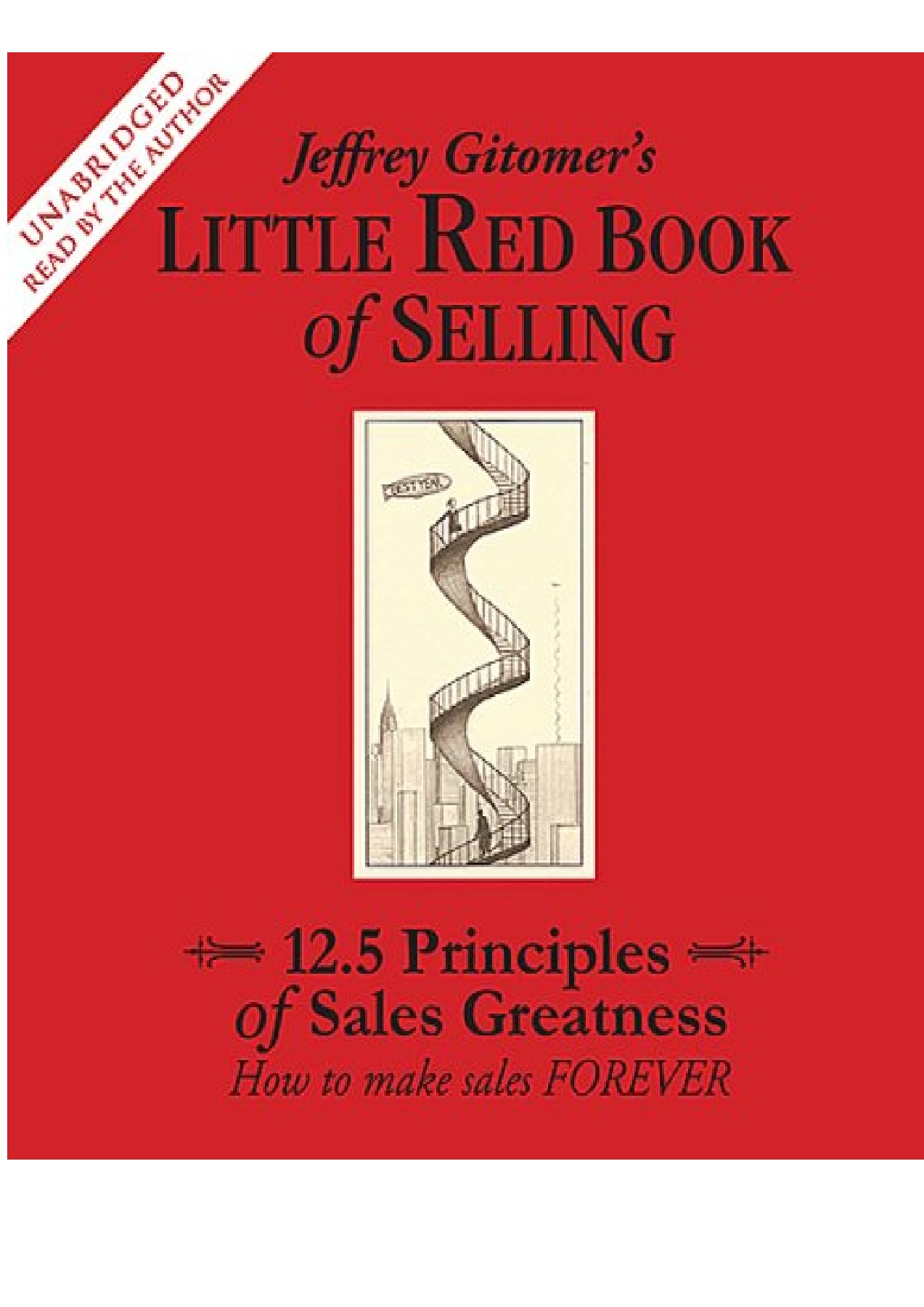 The Little Red Book Of Selling PDF Free Download