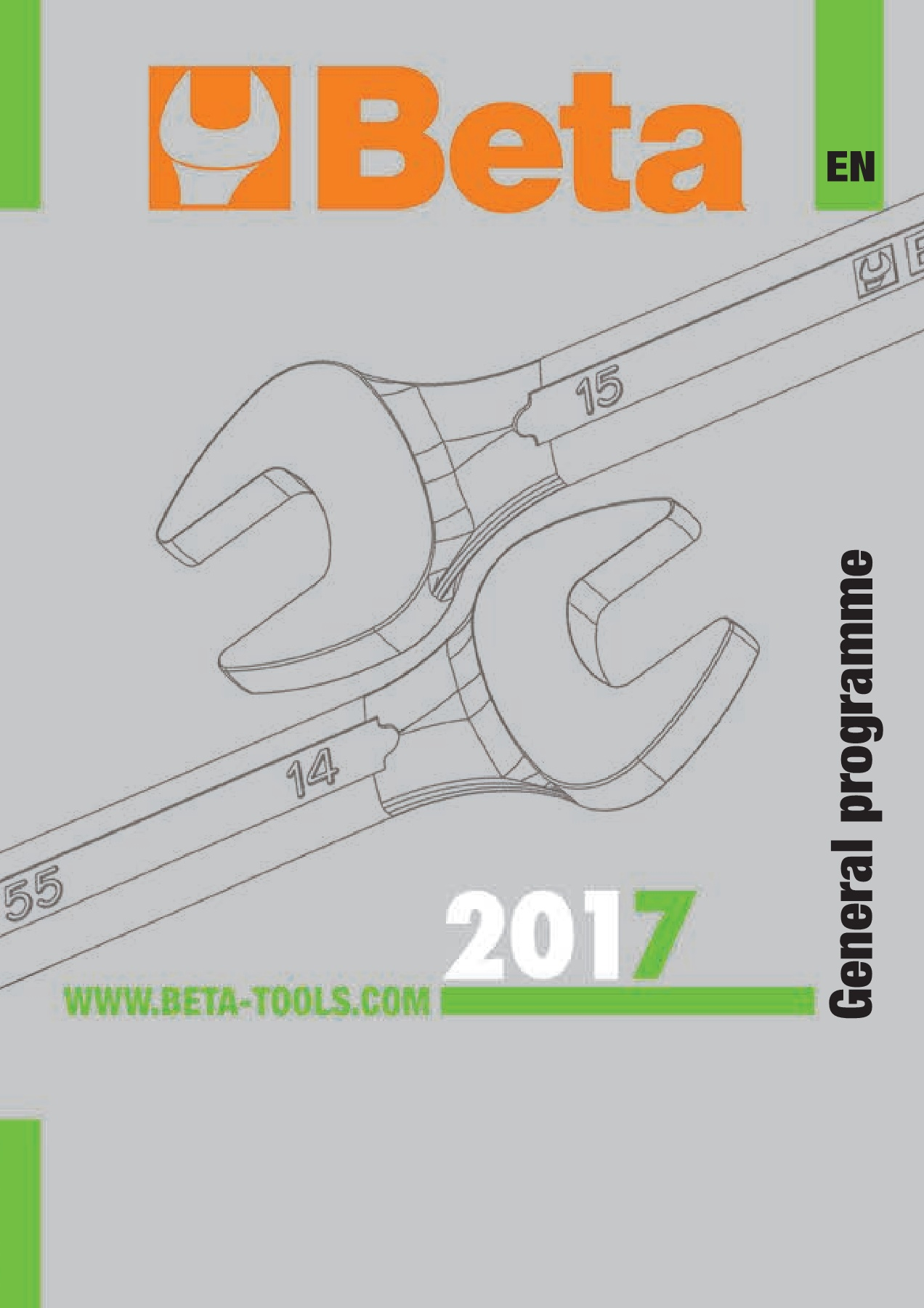 Beta Tools 8016-K Wire Rope Clips, Hot Forged Steel Body Galvanized 11 mm 7//16