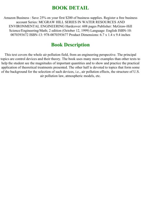 Get Pdf Air Pollution Control Engineering Full Pdf Online Flip Ebook Pages 1 3 Anyflip Anyflip