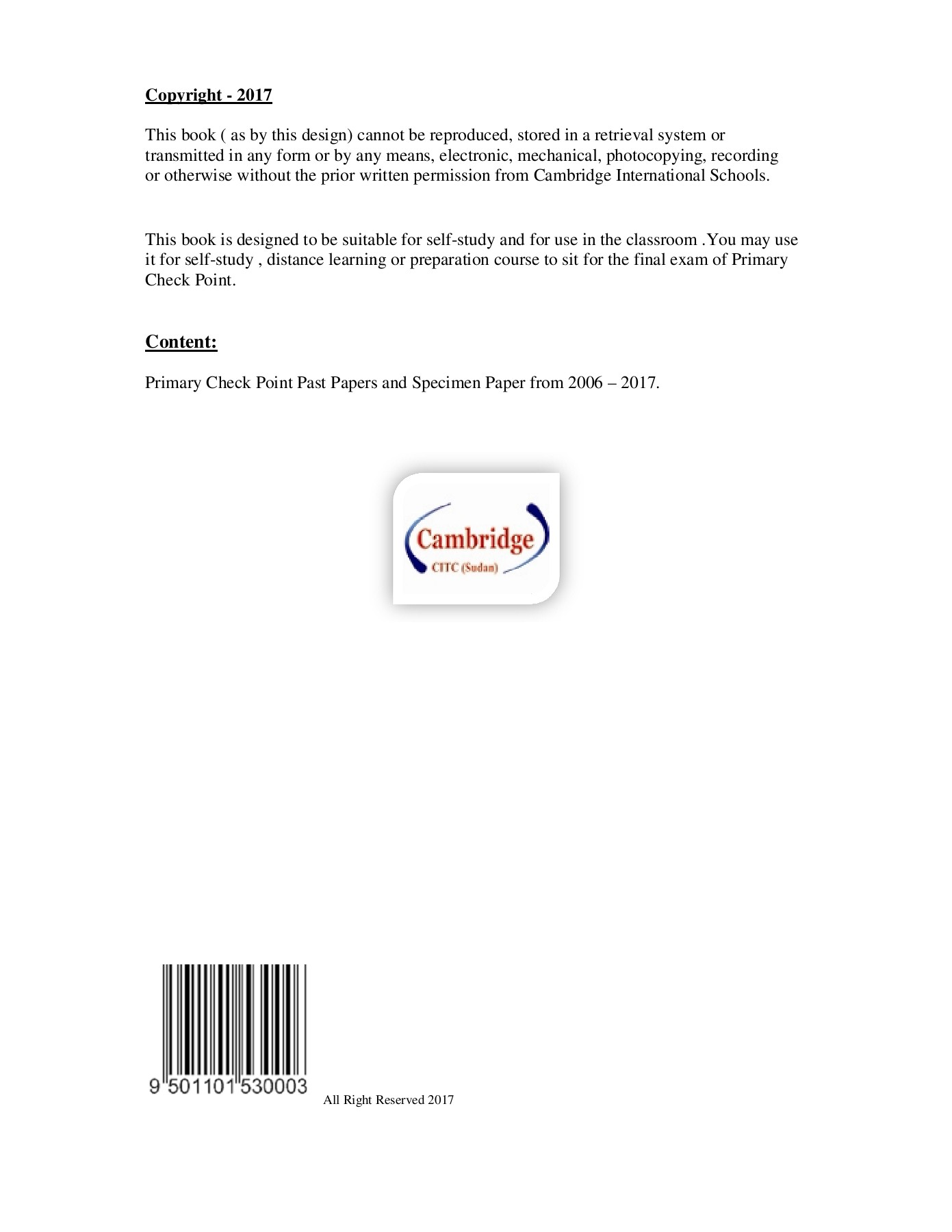 Checkpoint ENGLISH Pages 51 - 52 - Text Version | AnyFlip