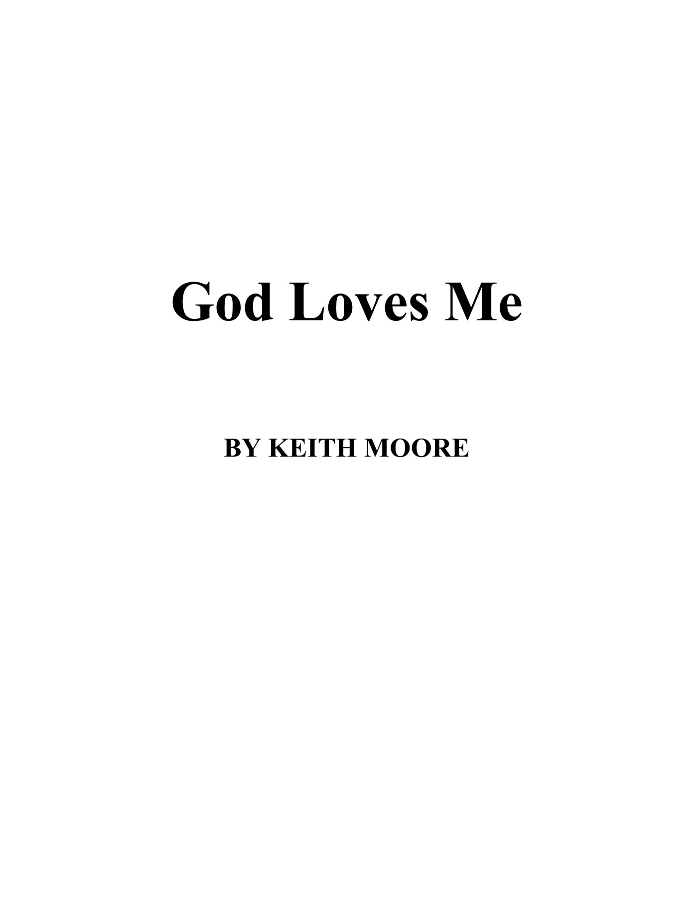 God Loves Me Mini Book After KM Proof Pages 1 16 Text