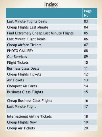 International Airline Tickets Call Us 866 860 2929 Faredepot Com Pages 1 20 Text Version Anyflip