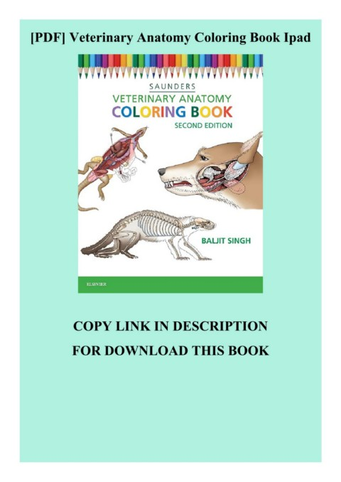 PDF] Veterinary Anatomy Coloring Book Ipad-Flip EBook Pages 1 - 3AnyFlip  AnyFlip